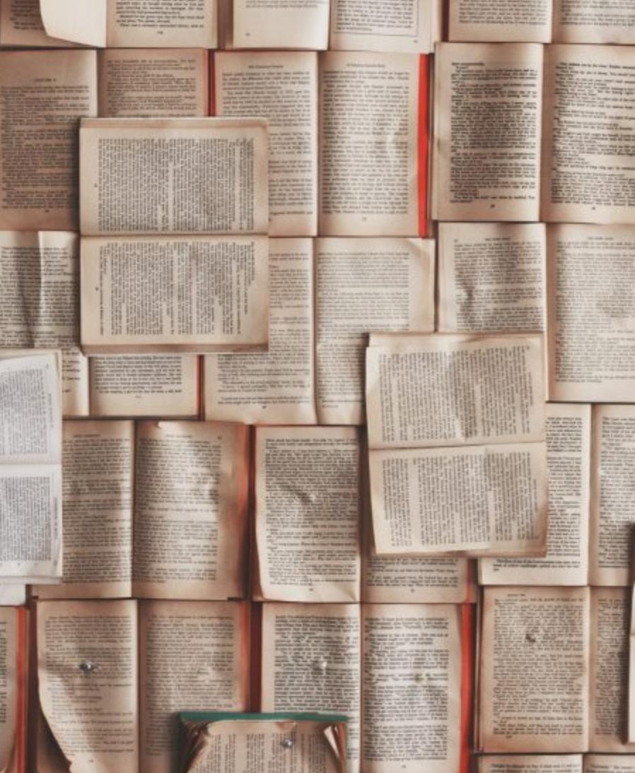 Sidor utav böcker
